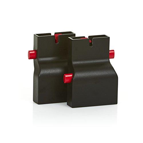 ABC Design - Hazel/Doozy Adapter für Babyschalen & Autositz - passend für Kinderwagen Turbo 4/6, Viper 4, Zoom, Pepper, Chili, Salsa - ab Modelljahr 2017