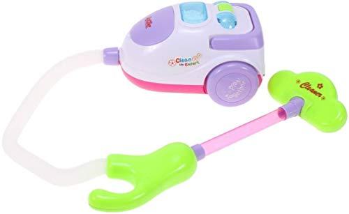 Premium Kinderstaubsauger mit Saugfunktion - Vacuum Cleaner Batteriebetrieb Staubsauger Spielzeug Sauger Spielsauger Ministaubsauger Spielzeugstaubsauger Staubsauger für Kinder