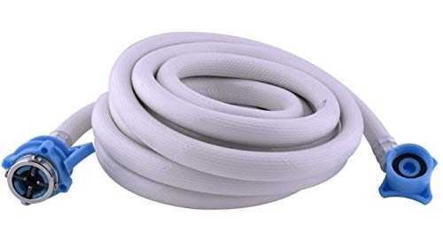 NEW WARE 5 Meter Hose Inlet Pipe for Top Loading Fully Automatic Washing Machine