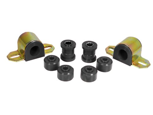 Prothane 1-1103-BL Black 24 mm Front Sway Bar Bushing Kit