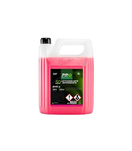 ICE PRO ANTICONGELANTE 50% G12 EVO 5 litros