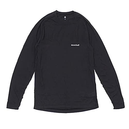 [モンベル] アウトドア インナーシャツ 1107486 メンズ ブラック 日本 L-(日本サイズL相当)