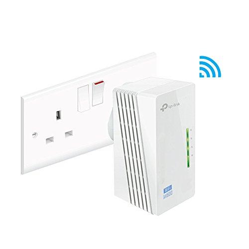 TP-Link 300Mbps AV500 WiFi Powerline Extender, TL-WPA4220 (Powerline Extender)