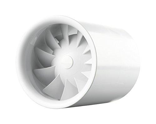 Soundless Turbine Duo | Ventilatore tubolare a incasso | Silenzioso come il vento, forte come un...