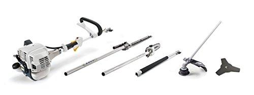 Alpina Multi-Tool a Scoppio MT 26, 25.4 cc, Bianco, Set di 5 Pezzi