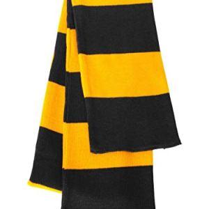 Sportsman SP02 – Rugby Striped Knit Scarf