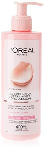 L'Oreal Paris Dermo Expertise Flores Delicadas Leche de Limp