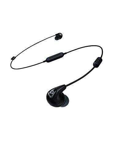 SHURE ワイヤレスイヤホン BT1シリーズ SE112 Bluetooth カナル型 高遮音性 ブラック SE112-K-BT1-A 【国内正規品】