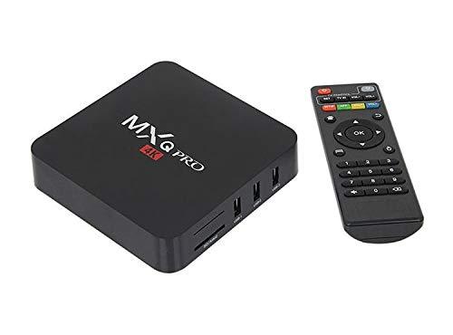 MXQ pro 4k Android TV Box with 2GB RAM/ 16GB ROM 64 bit Quard Core WiFi