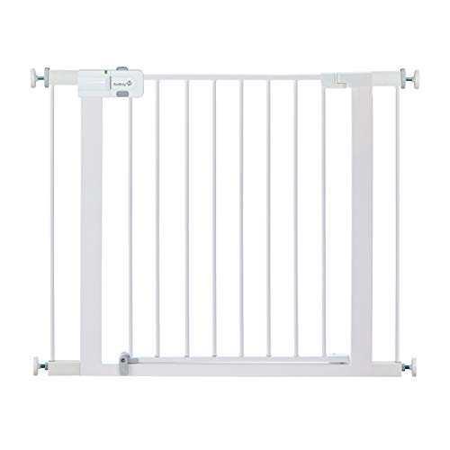 Safety 1st Easy Install Metal Baby Gate with...