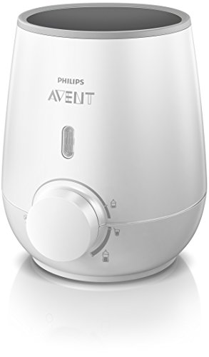 Philips Avent Fast Baby Bottle Warmer, SCF355/06