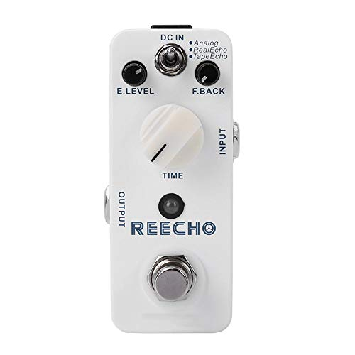 Digital Delay Distortion Effect Pedal Electric Guitar Sound Processor for Electric Guitar