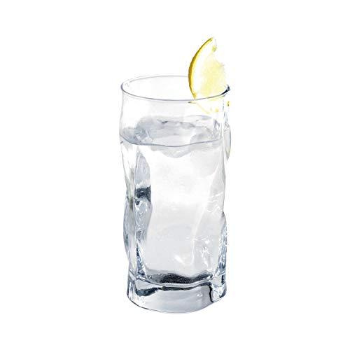 Bormioli Rocco 340360MP, Sorgente Cooler, 460 ml, 6 Bicchieri