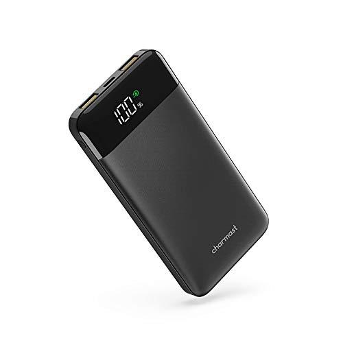 Batterie Externe 10000mAh Charge Rapide Ultra Slim 18W QC 3.0 Power Bank...