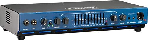 Laney RICHTER Series R500H - Bass Guitar Amplifier Head - 500W,Black,R500H