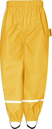 Playshoes Mädchen Regenhose, Gelb (Gelb 12), 116