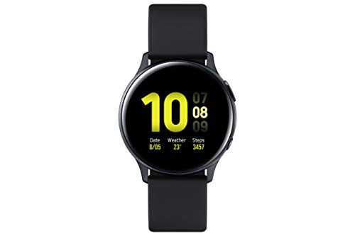Samsung Galaxy Watch Active2 Aluminium, 44 mm, Bluetooth, Schwarz