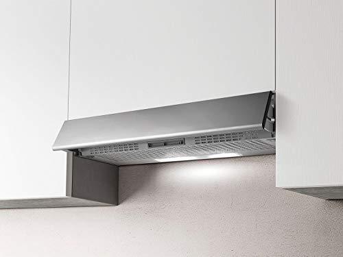 Cappa da cucina, Filtrante, Installazione Sottopensile, da 60 cm Profondit 30 cm, colore Inox ESTRAIBILE GR-FR.IX/F/60