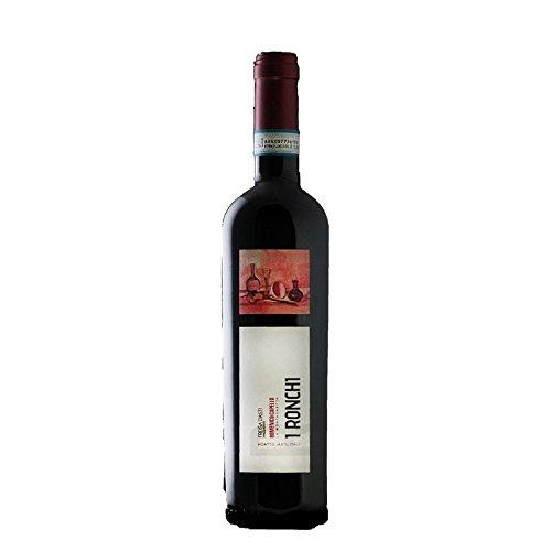 La Montagnetta vino I Ronchi Freisa dAsti Frizzante DOC 2015 - 1 Bt. 0.75L