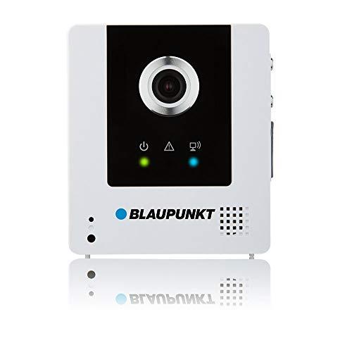 Blaupunkt IP Überwachungskamera IPC-S1 I Zubehör für die Q-Serie von Blaupunkt I WLAN I Systemkamera I HD-Qualität I Nachtsichtfunktion I IP Kamera I App