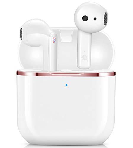 yobola Auriculares Inalámbricos, Auriculares Bluetooth 5.1 HiFi...
