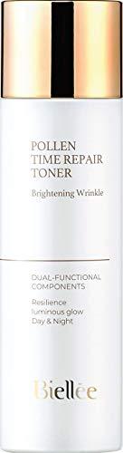 Biellée Pollen Time Repair Brightening Wrinkler Toner - Tónico Facial Tratamiento...