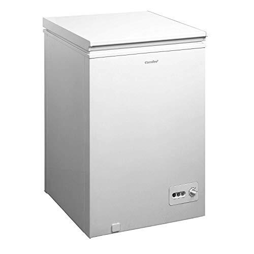 Comfee HS129CN1WH Libera installazione A pozzo 102L A+ Bianco congelatore, Senza installazione
