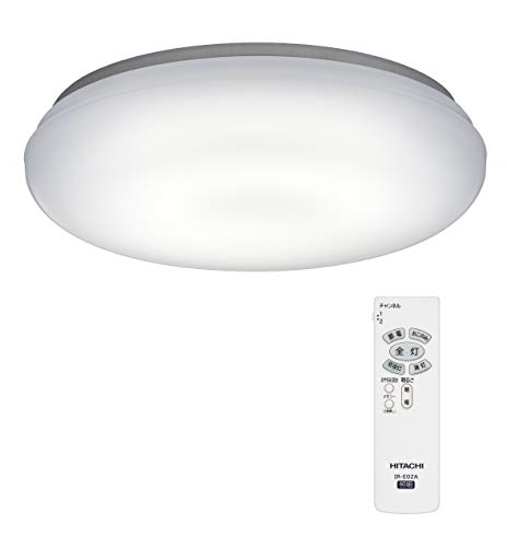 【Amazon.co.jp限定】日立 LED シーリングライト 昼光色・連続調光 ~8畳 本体日本製 節電モード搭載 LEC-AA...