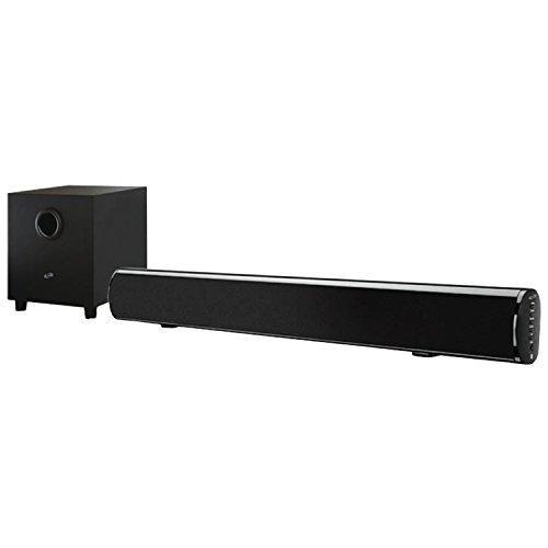 iLive ITBSW285B Bluetooth Soundbar with Subwoofer, 37'