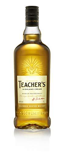 Teacher's Escoces Peated Whisky, 1000ml