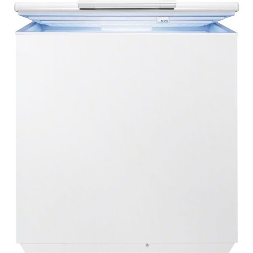 Electrolux EC2201AOW Libera installazione A pozzo 210L A+ Bianco congelatore