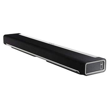Sonos Playbar Barre de son TV sans fil et enceinte wifi multiroom pour vos films, jeux vidéo et musique en streaming - compatible dolby digital, apple tv et gaming - Noir