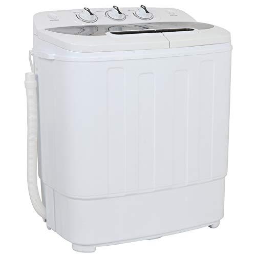 ZENY Mini Twin Tub Washing Machine