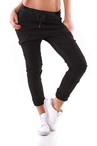 OSAB-Fashion 10930 Damen Jeans JEWELLY by LEXXURY Joggpants Slimfit...