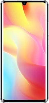 Xiaomi Mi Note 10 lite - Smartphone Débloqué 4G (6.53 Pouces, 6Go RAM, 64Go ROM, Double Nano-SIM) Blanc - Version Française - [Exclusivité Amazon]