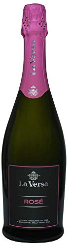 Oltrep Pavese D.O.C. Pinot Ros Charmat NV La Versa Bollicine Lombardia 12,5%