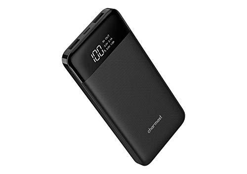 Powerbank 10400mAh, USB C Caricabatterie Portatile...