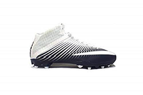 Nike Vapor Speed 2 3/4 TD CF Football Cleats (13.5, White/Navy)