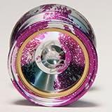 MagicYoYo M002 April Aluminum Alloy 6060 Yo-Yo (Purple Silver)