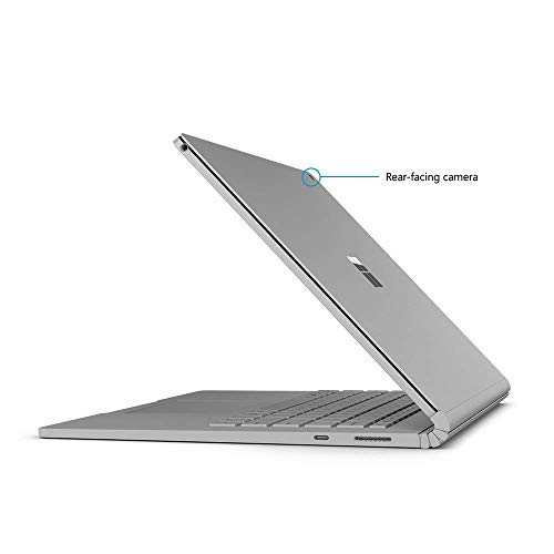 Microsoft Surface Book 2 Intel Core i7 8th Gen 13.5 inch Touchscreen 2-in-1 Laptop (8GB/256GB/Windows 10 Pro/Integrated Graphics/Platinum/1.642kg), HN4-00033 7