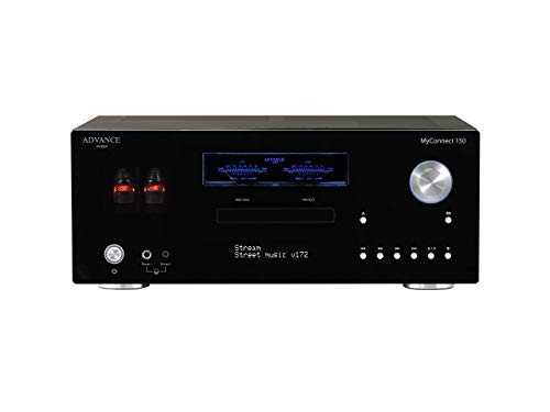 Advance Acoustics My Connect 150 schwarz All-in-one-Streamer