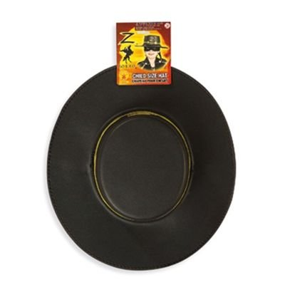 Rubies 349086 Cappello da Zorro - taglia unica