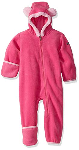 Columbia Baby Tiny Bear II Bunting, pink ice/pink clover, 12/18