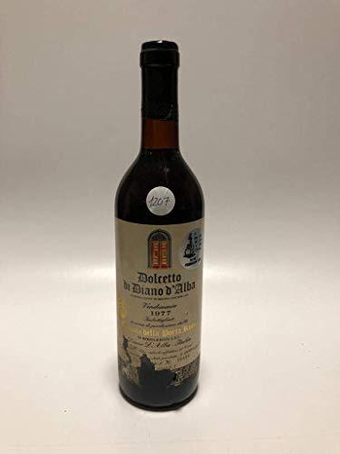 Vintage Bottle - Cantina della Porta Rossa Dolcetto di Diano d'Alba 1977 0,72 lt. - COD. 1207