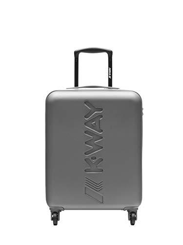 K-way Trolley K-Air Grey Bagaglio a mano 55x40x20