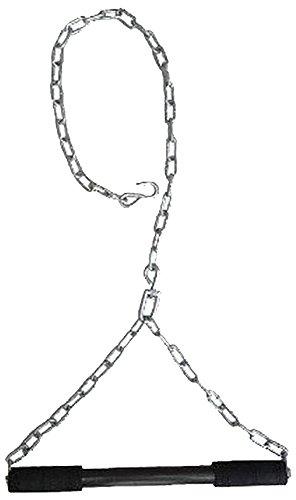 StarX Sangal Steel Chin-Up Bar, Adult 6ft (Black)