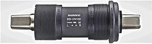 SHIMANO(シマノ) BB-UN100 シェル幅:68mm(BC1.37) 122.5mm(LL123) BB-UN100