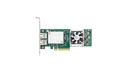 D-Link DXE-820T - Tarjeta 10-Gigabit Dual-Port PCI-Express Ethernet, Doble Puerto RJ45 10GBase-T, Compatible Windows Server, SLES, Solaris