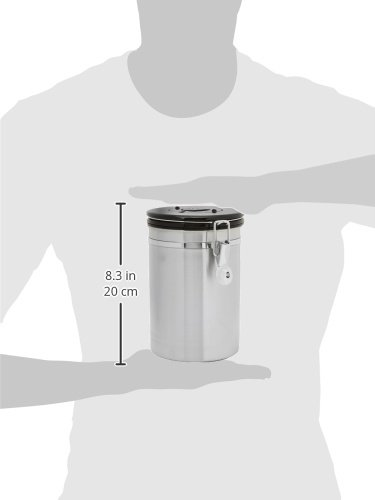 Product Image 3: Friis 16oz Stainless Steel Coffee Vault Canister, 16-Ounce