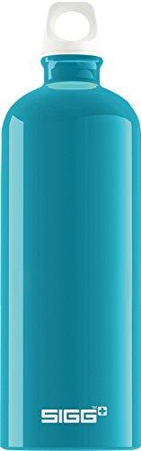 Sigg Fabulous Aqua 1,0 L Trinkflasche, 1.0 Liter